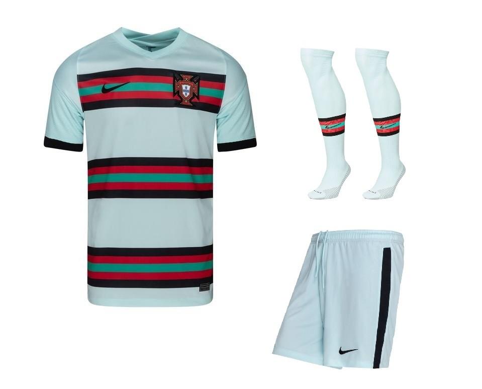 Выездной комплект сборной Португалии Евро 2020