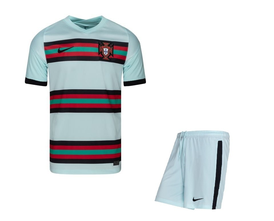 Выездная форма сборной Португалии Евро 2020