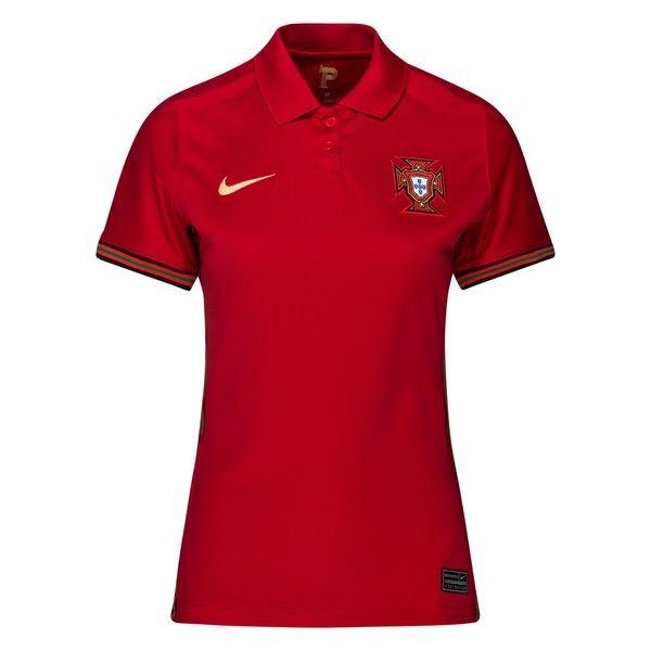 Женская домашняя футболка сборной Португалии Евро 2020