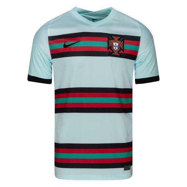 Выездная футболка сборной Португалии Евро 2020