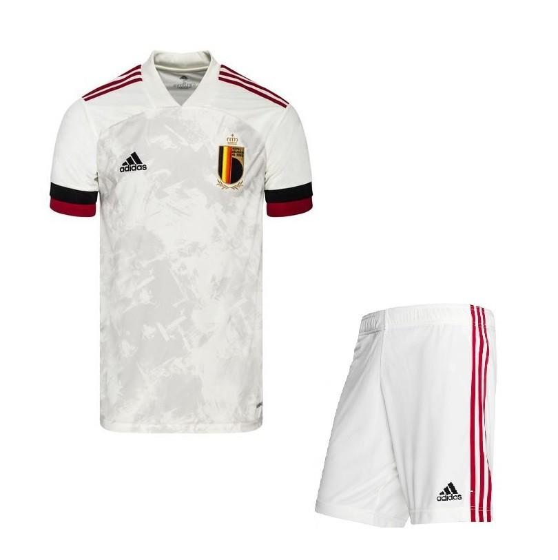 Выездная форма сборной Бельгии Евро 2020