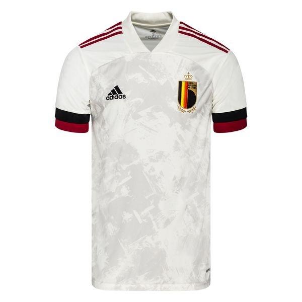 Выездная футболка сборной Бельгии Евро 2020