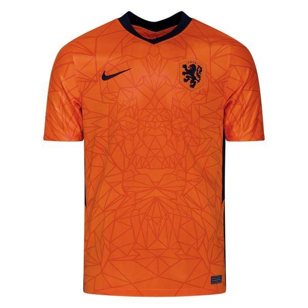 Домашняя футболка сборной Нидерландов Евро 2020