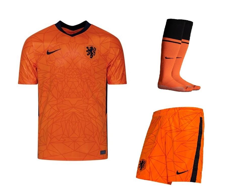 Домашний комплект сборной Нидерландов Евро 2020