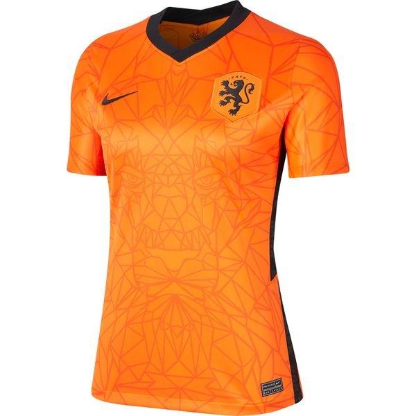Женская домашняя футболка сборной Нидерландов Евро 2020