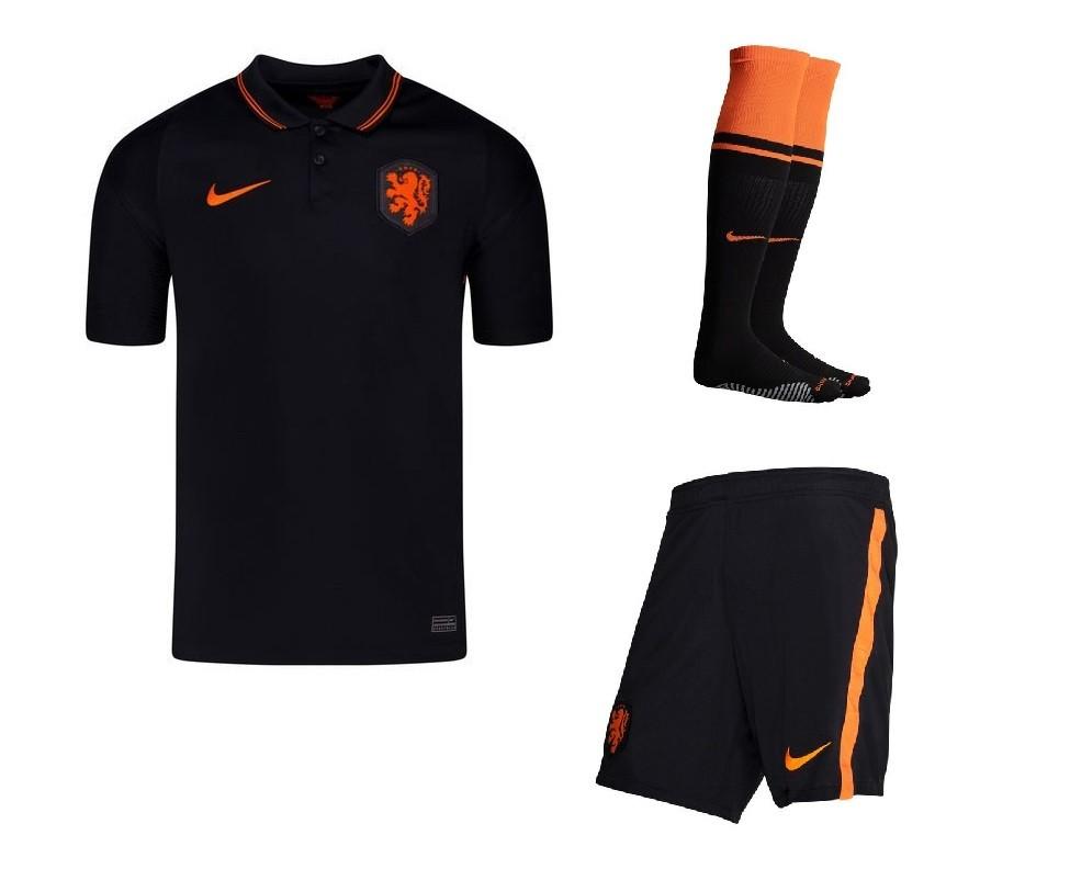 Выездной комплект сборной Нидерландов Евро 2020
