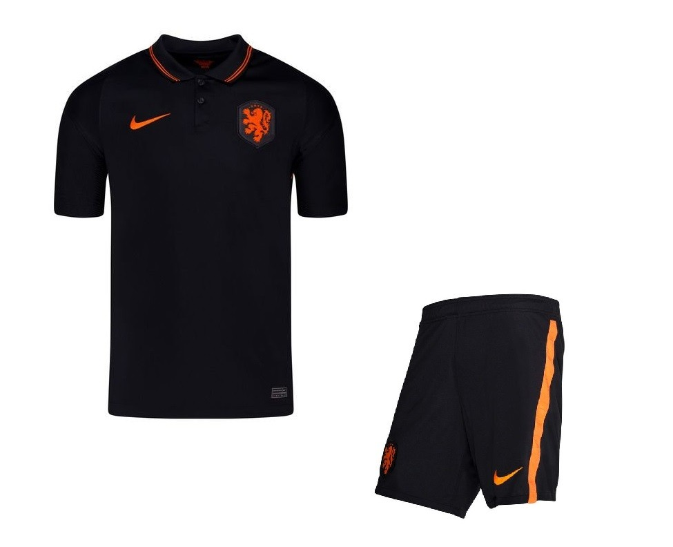 Выездная форма сборной Нидерландов Евро 2020
