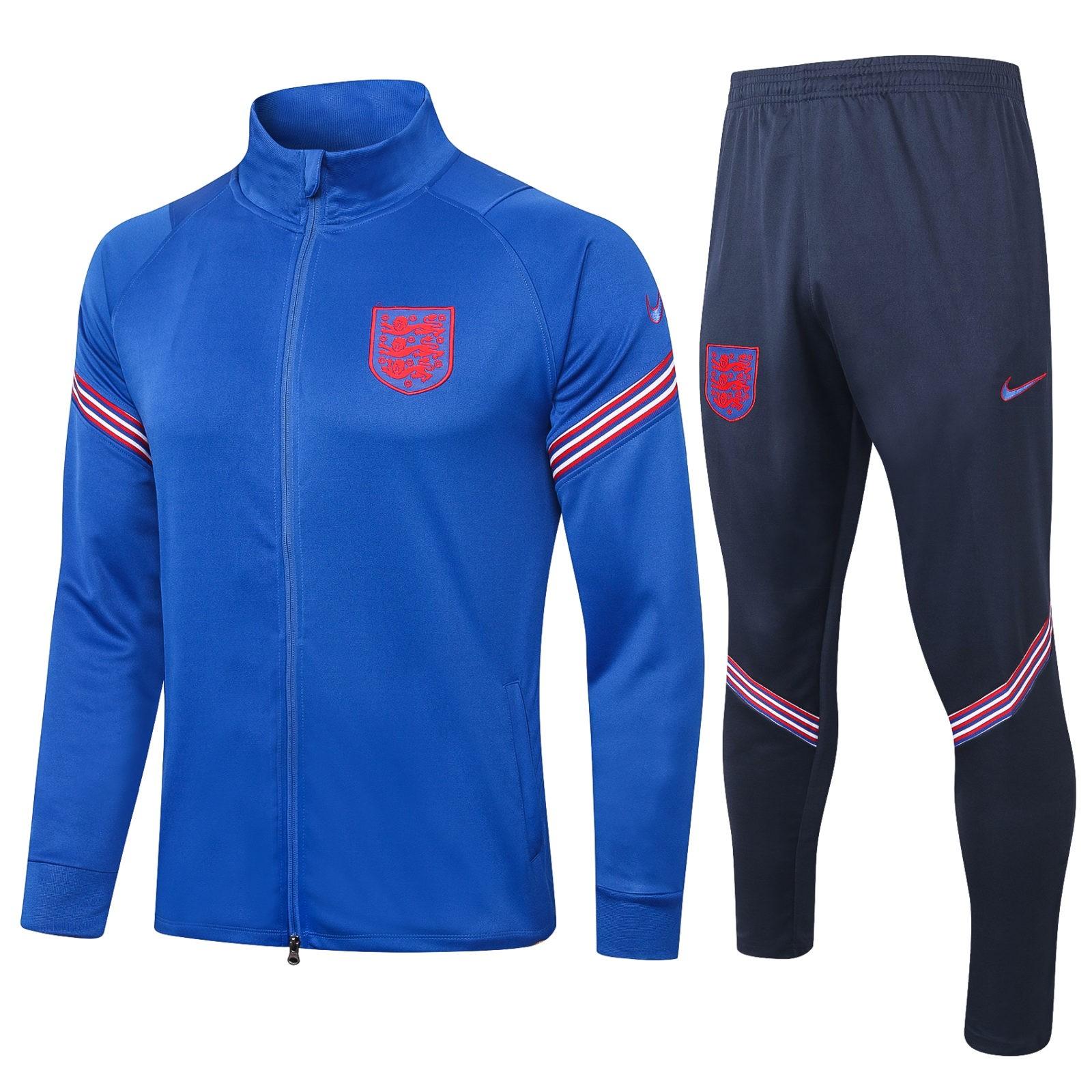 Спортивный костюм сборной Англии Евро 2020 арт. 81001