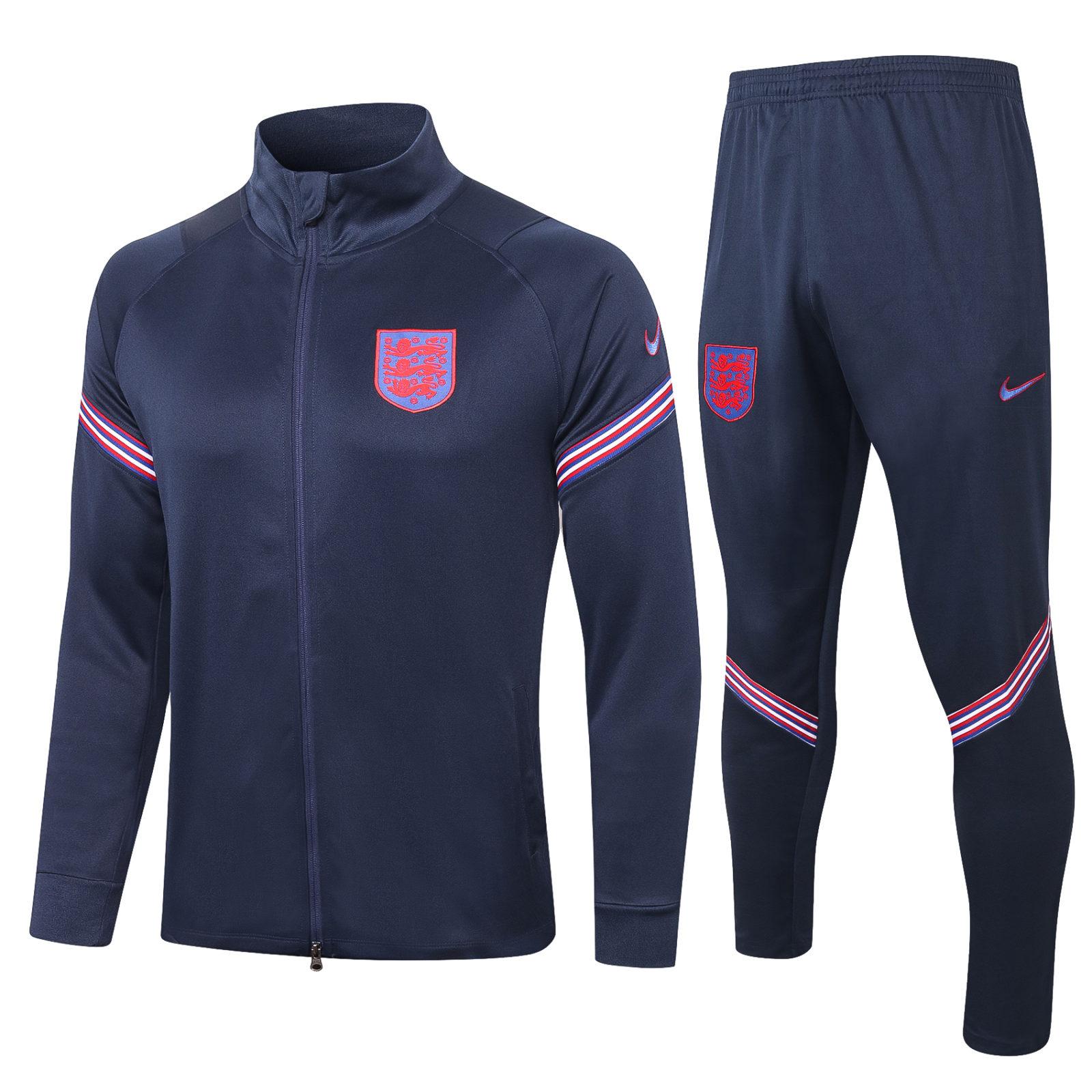 Спортивный костюм сборной Англии Евро 2020 арт. 81000