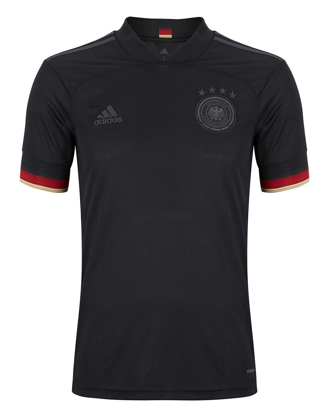 Выездная футболка сборной Германии Евро 2020