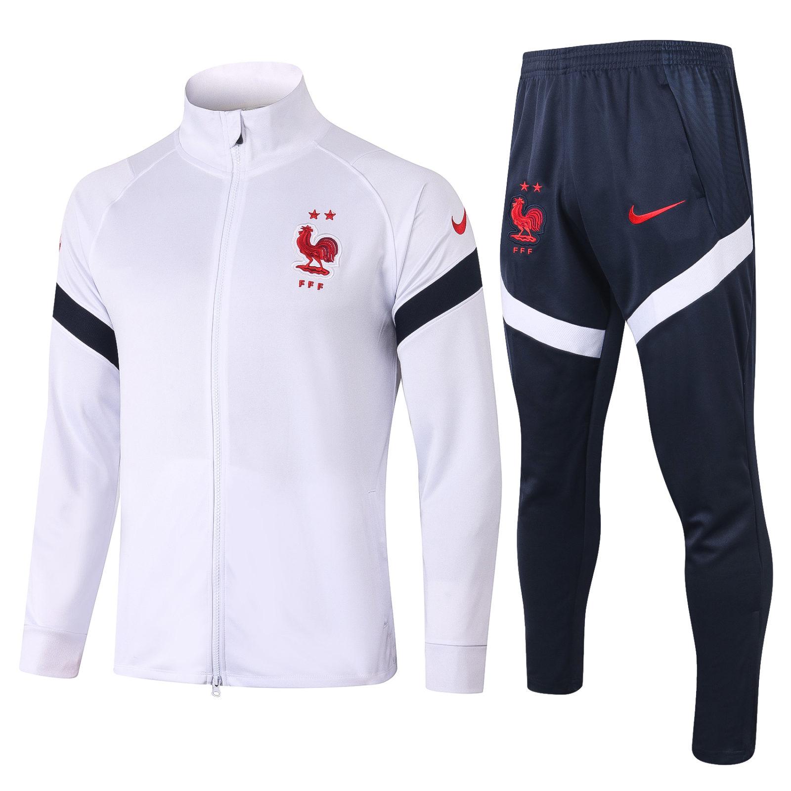 Спортивный костюм сборной Франции 2020 арт.27001