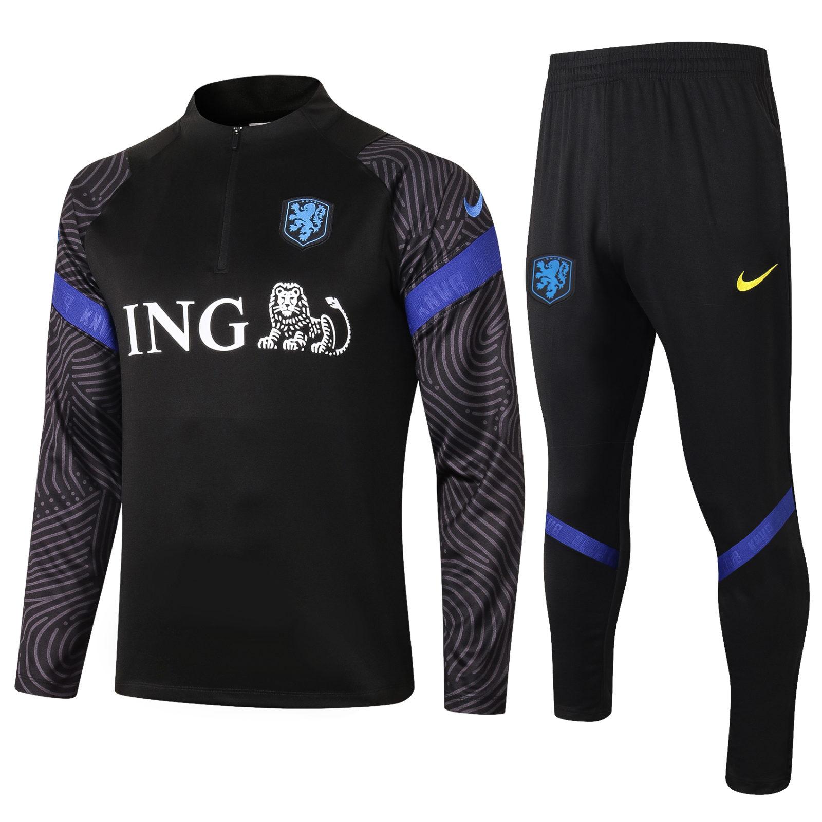 Спортивный костюм сборной Нидерландов 2020 арт.14003