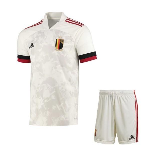 Детская выездная форма сборной Бельгии Евро 2020