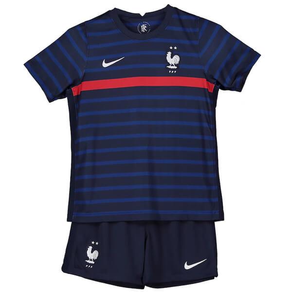 Детская домашняя форма сборной Франции Евро 2020