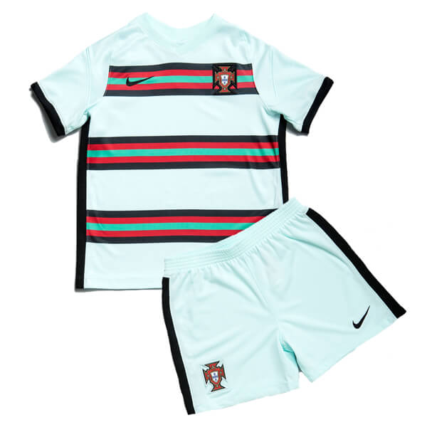 Детская выездная форма сборной Португалии Евро 2020