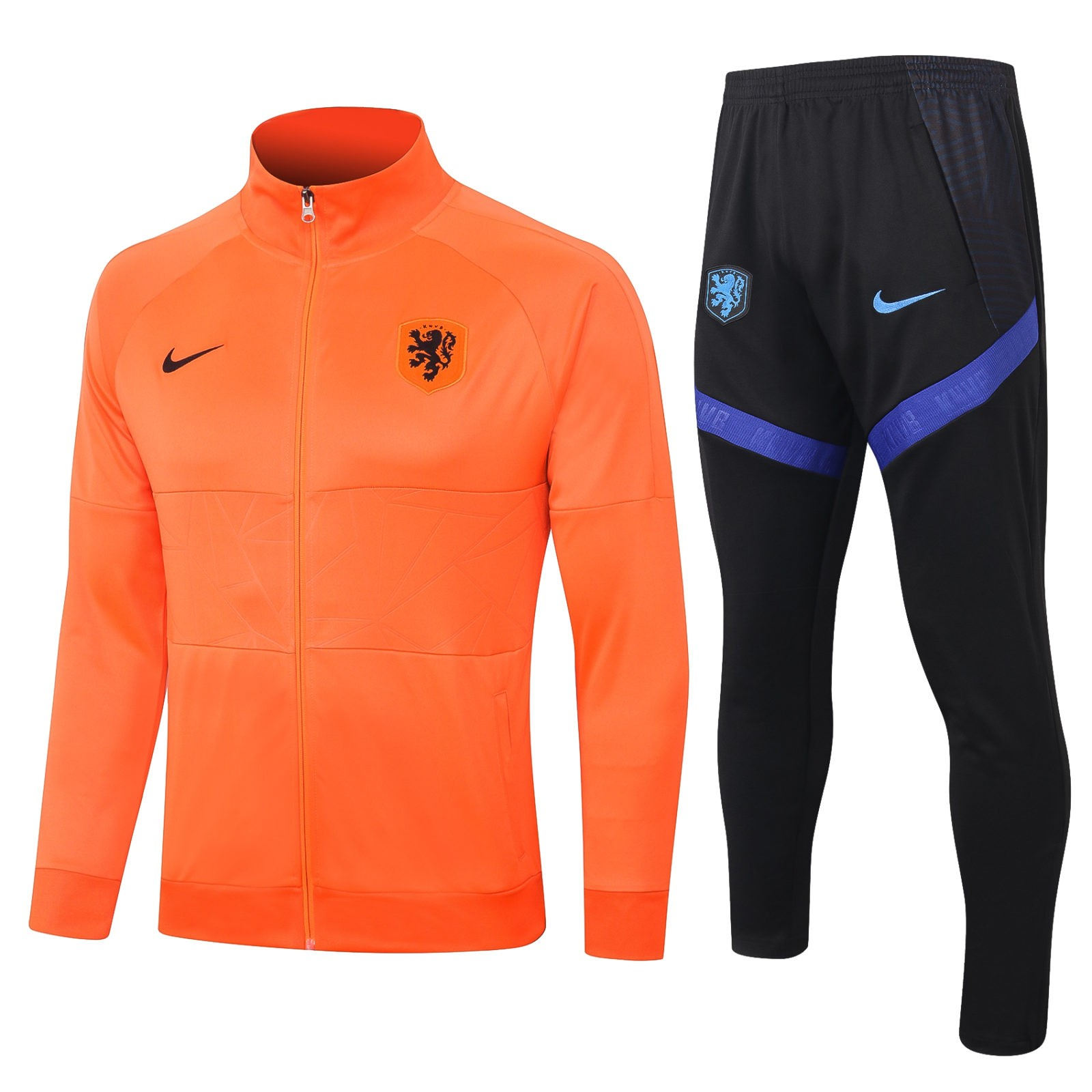 Спортивный костюм сборной Нидерландов 2020 арт.14002