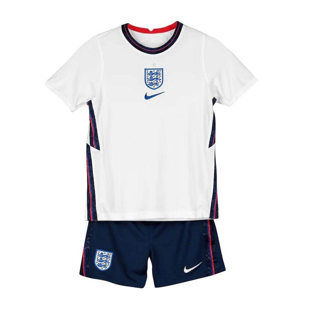 Детская домашняя форма сборной Англии Евро 2020