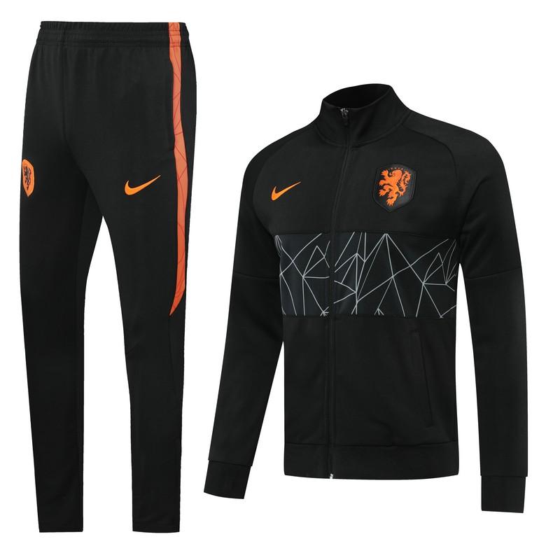 Спортивный костюм сборной Нидерландов 2020 арт.14001