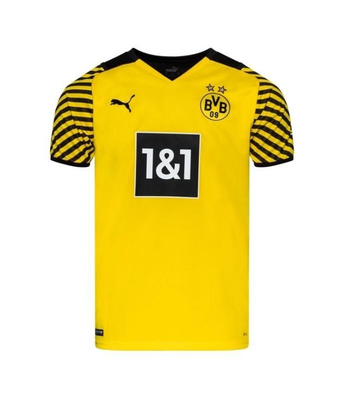 Домашняя футболка Боруссия Дортмунд сезон 2021-2022