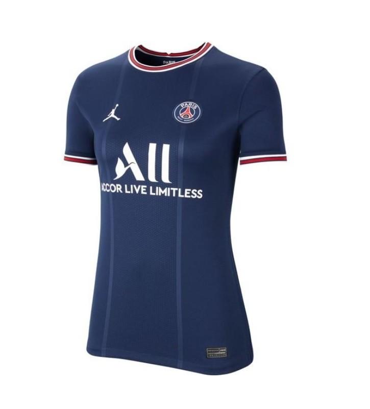 Женская домашняя футболка ПСЖ сезон 2021-2022