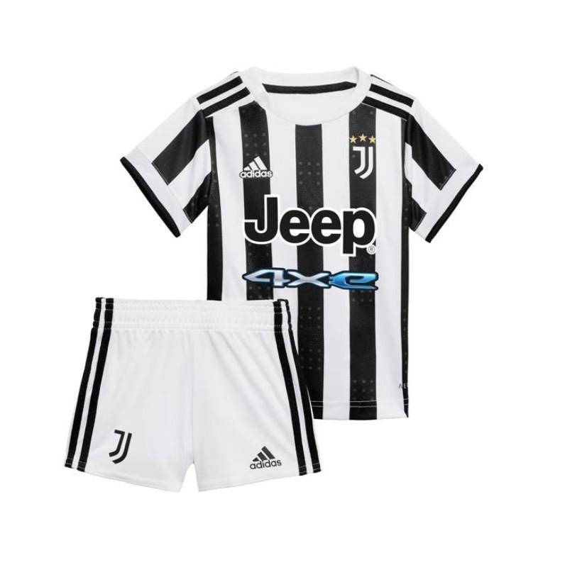 Детская домашняя форма Ювентуса сезон 2021-2022