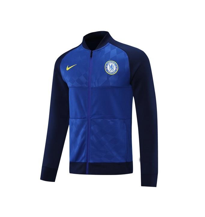 Олимпийка Челси сезон 2021-2022 (Синяя)