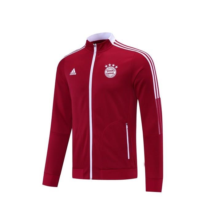 Олимпийка Баварии Мюнхен сезон 2021-2022 (Красная)