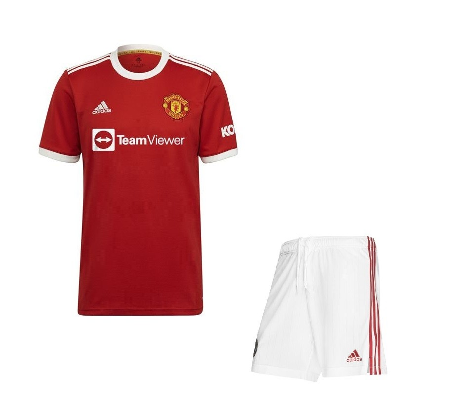 Домашняя форма Манчестер Юнайтед сезон 2021-2022