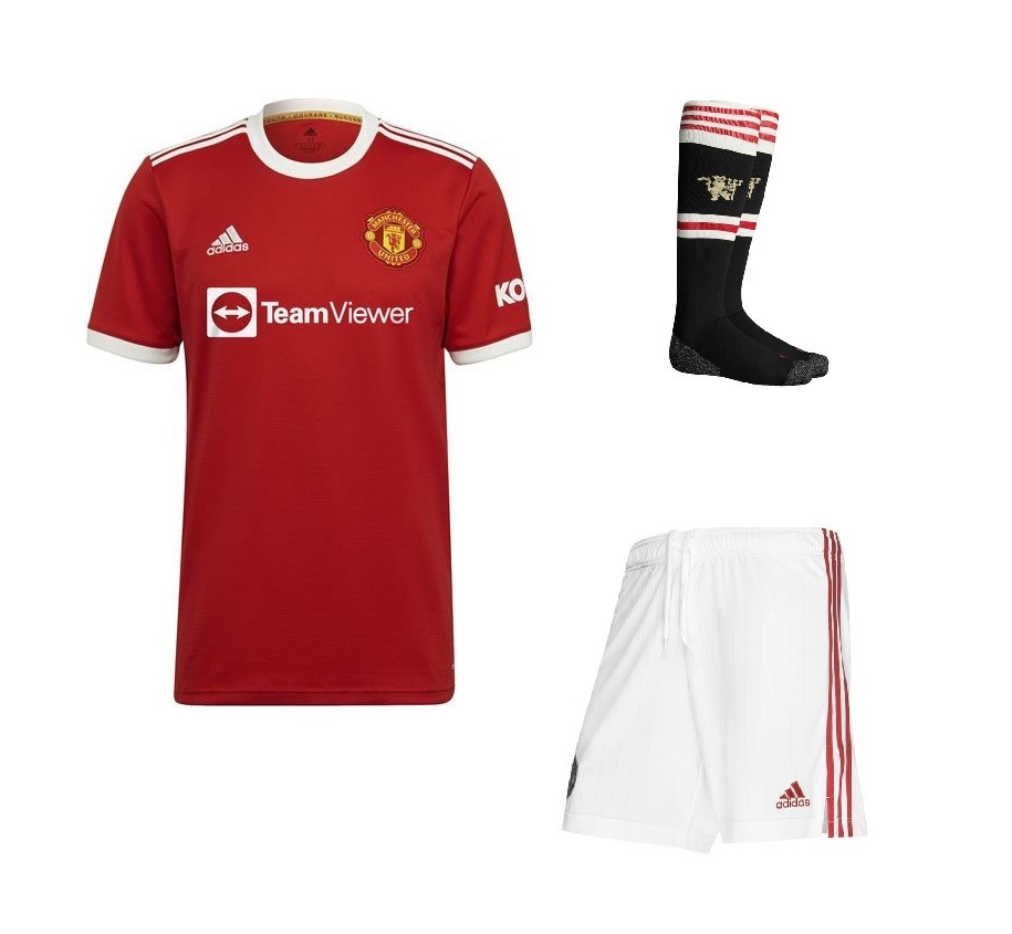 Домашний комплект Манчестер Юнайтед сезон 2021-2022