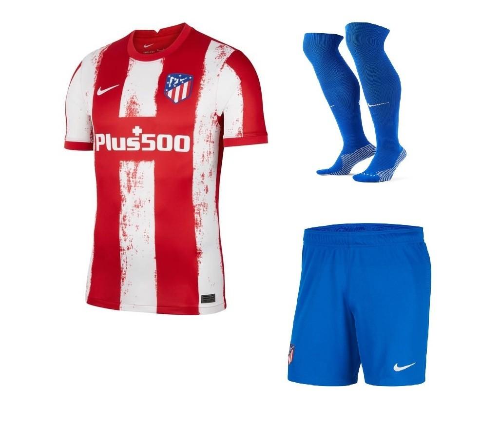 Домашний комплект Атлетико Мадрид сезон 2021-2022