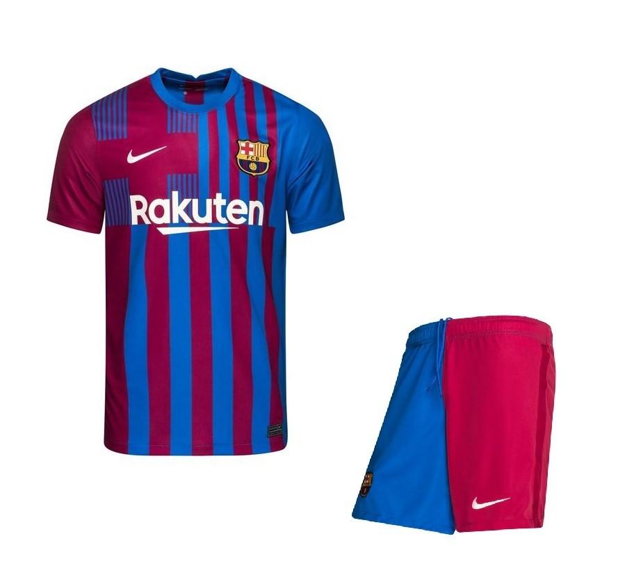 Домашняя форма Барселоны сезон 2021-2022