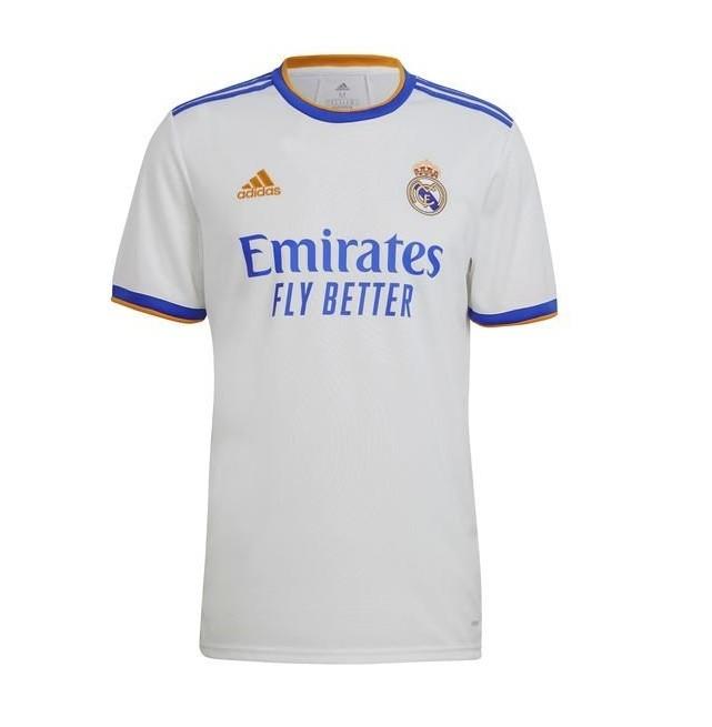 Домашняя футболка Реал Мадрид сезон 2021-2022