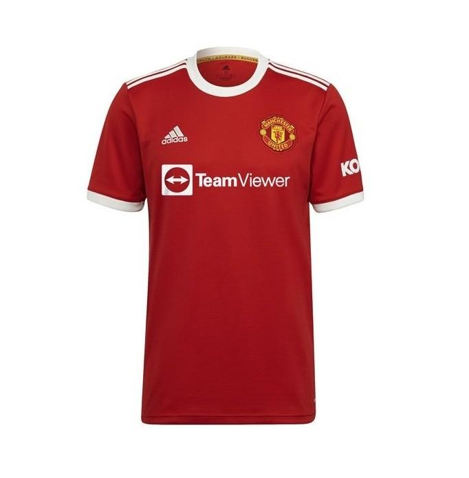 Домашняя футболка Манчестер Юнайтед сезон 2021-2022