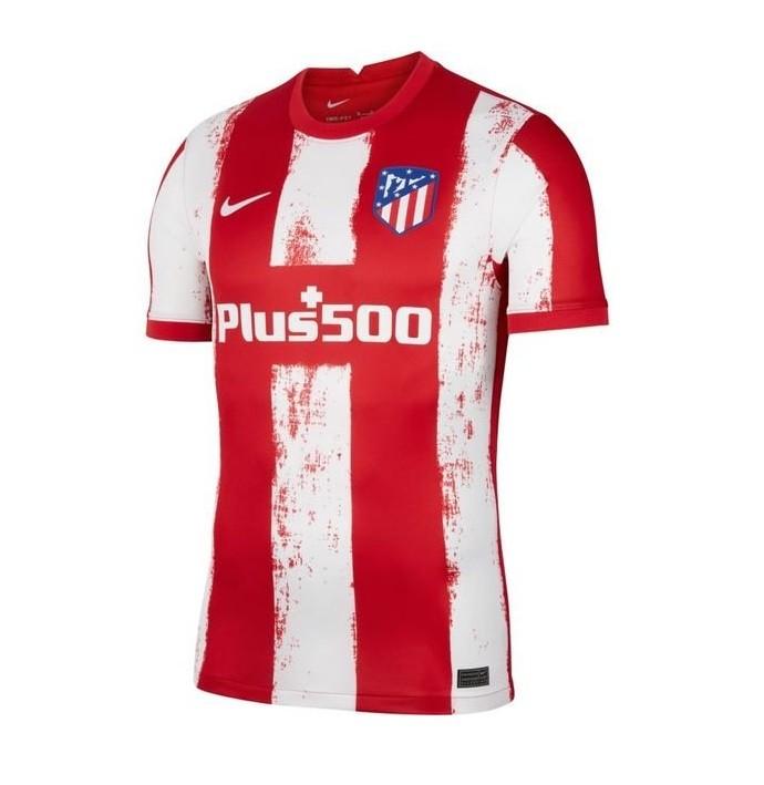 Домашняя футболка Атлетико Мадрид сезон 2021-2022