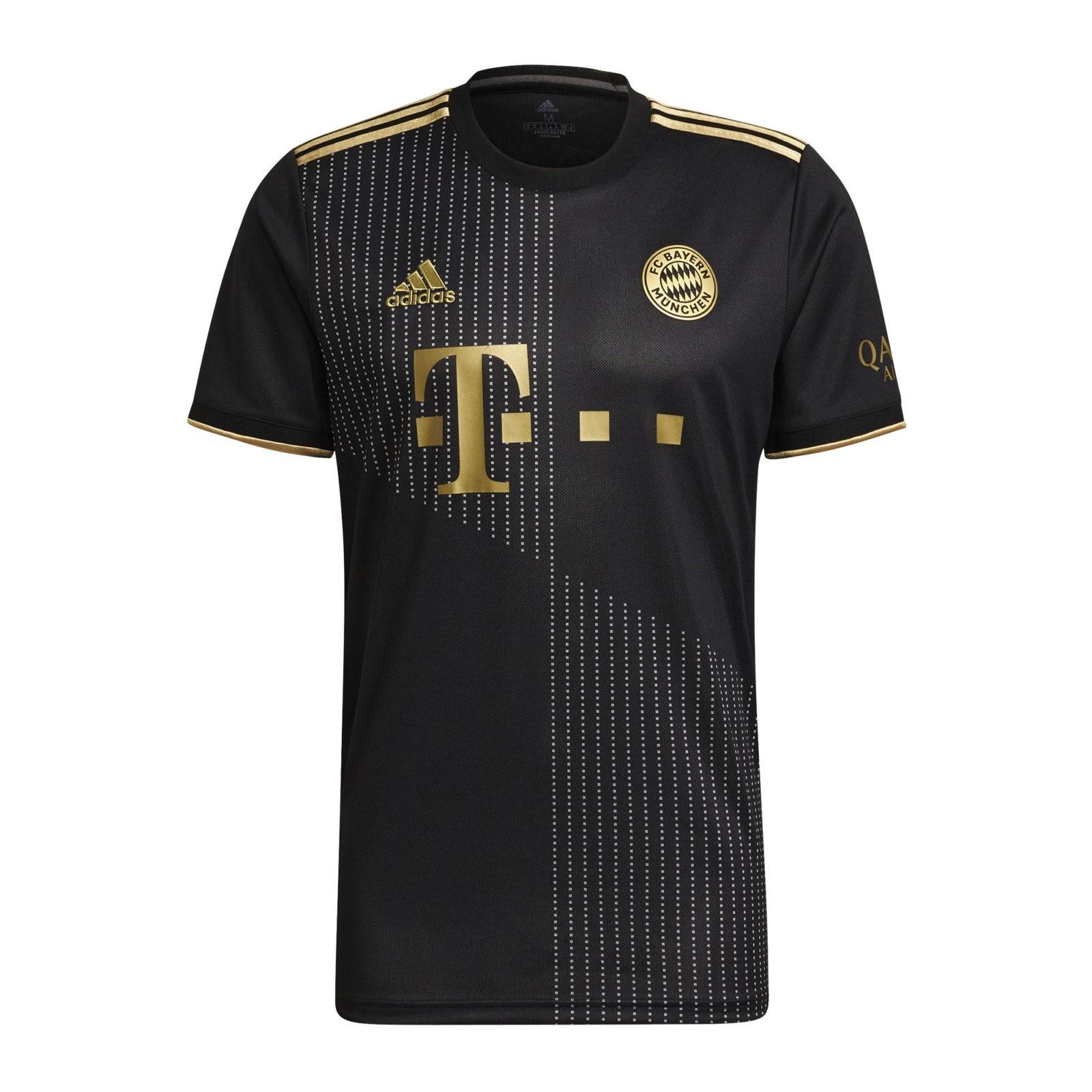 Выездная футболка Баварии Мюнхен сезон 2021-2022