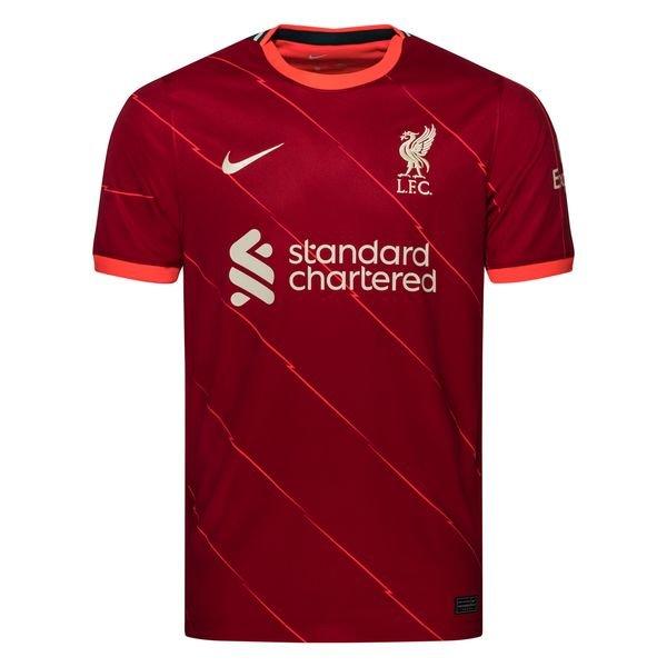 Домашняя футболка Ливерпуля сезон 2021-2022