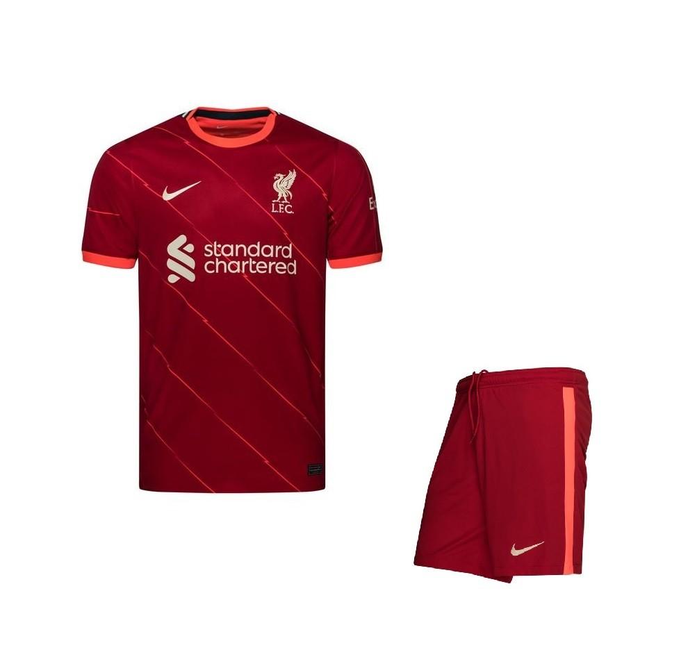 Домашняя форма Ливерпуля сезон 2021-2022