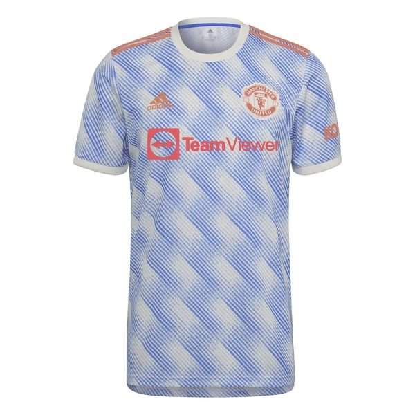 Выездная футболка Манчестер Юнайтед  сезон 2021-2022
