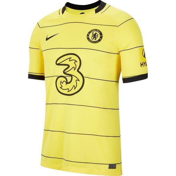 Выездная футболка Челси сезон 2021-2022