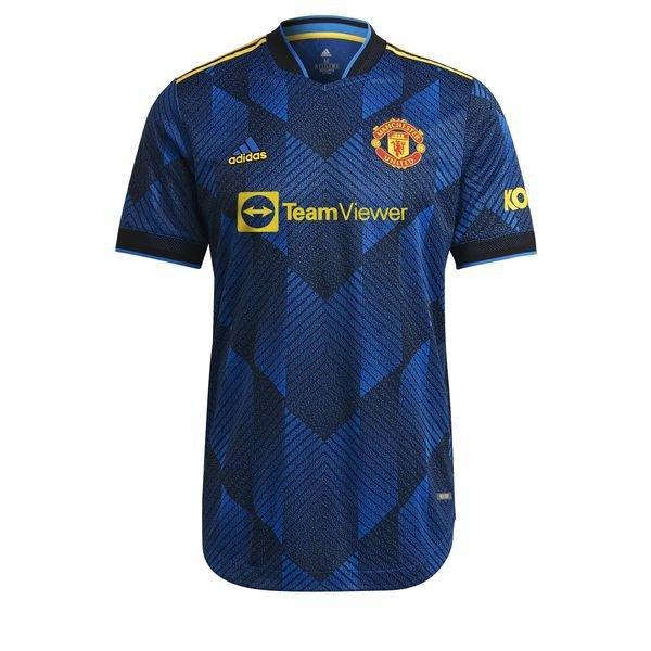 Резервная футболка Манчестер Юнайтед сезон 2021-2022