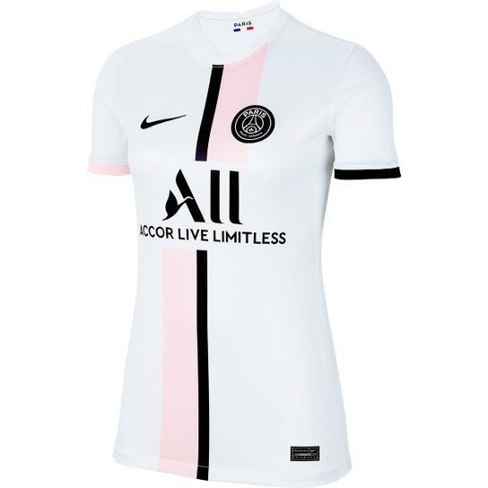 Женская выездная футболка ПСЖ сезон 2021-2022
