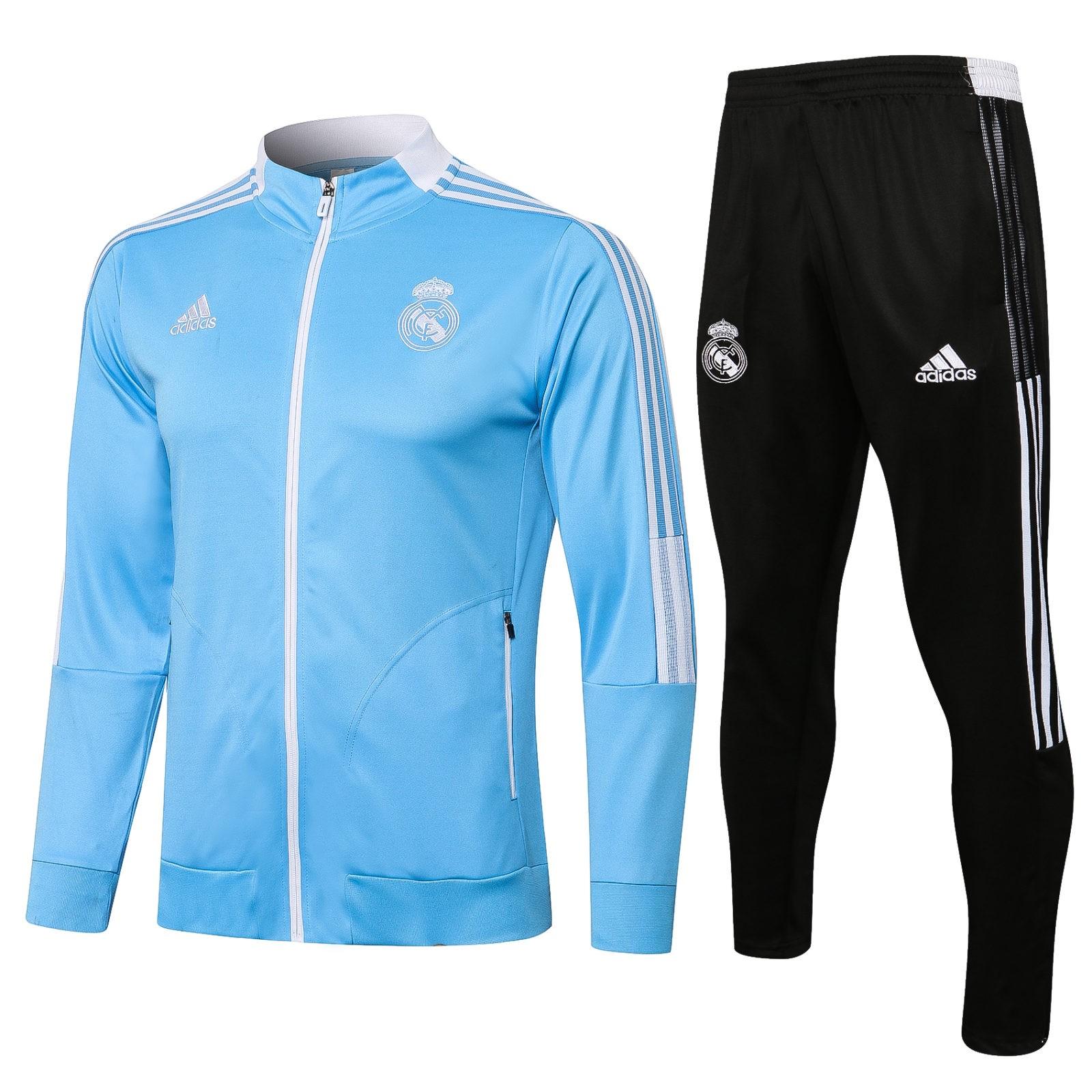 Спортивный костюм Реал Мадрид сезон 2021-2022 арт. 22003