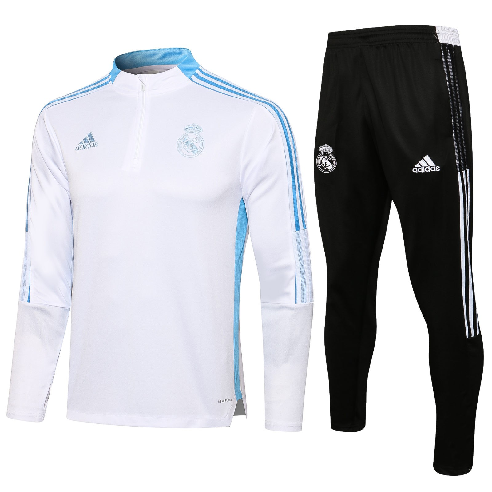 Спортивный костюм Реал Мадрид сезон 2021-2022 арт. 22005