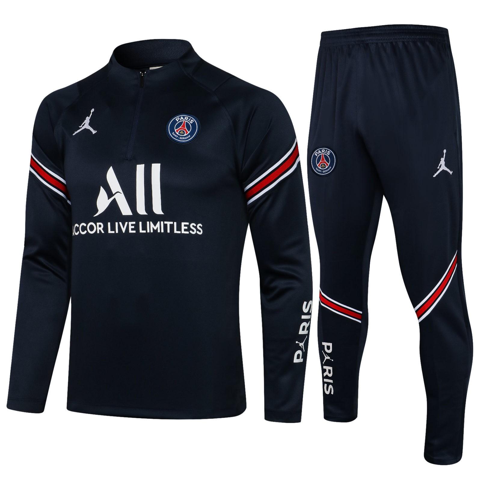 Спортивный костюм ПСЖ сезон 2021-2022 арт. 41001