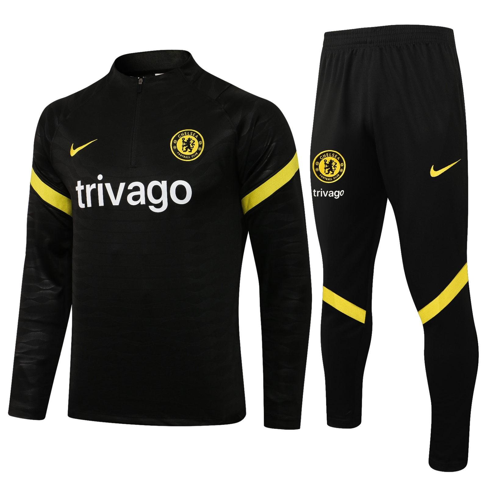 Спортивный костюм Челси сезон 2021-2022 арт.16003
