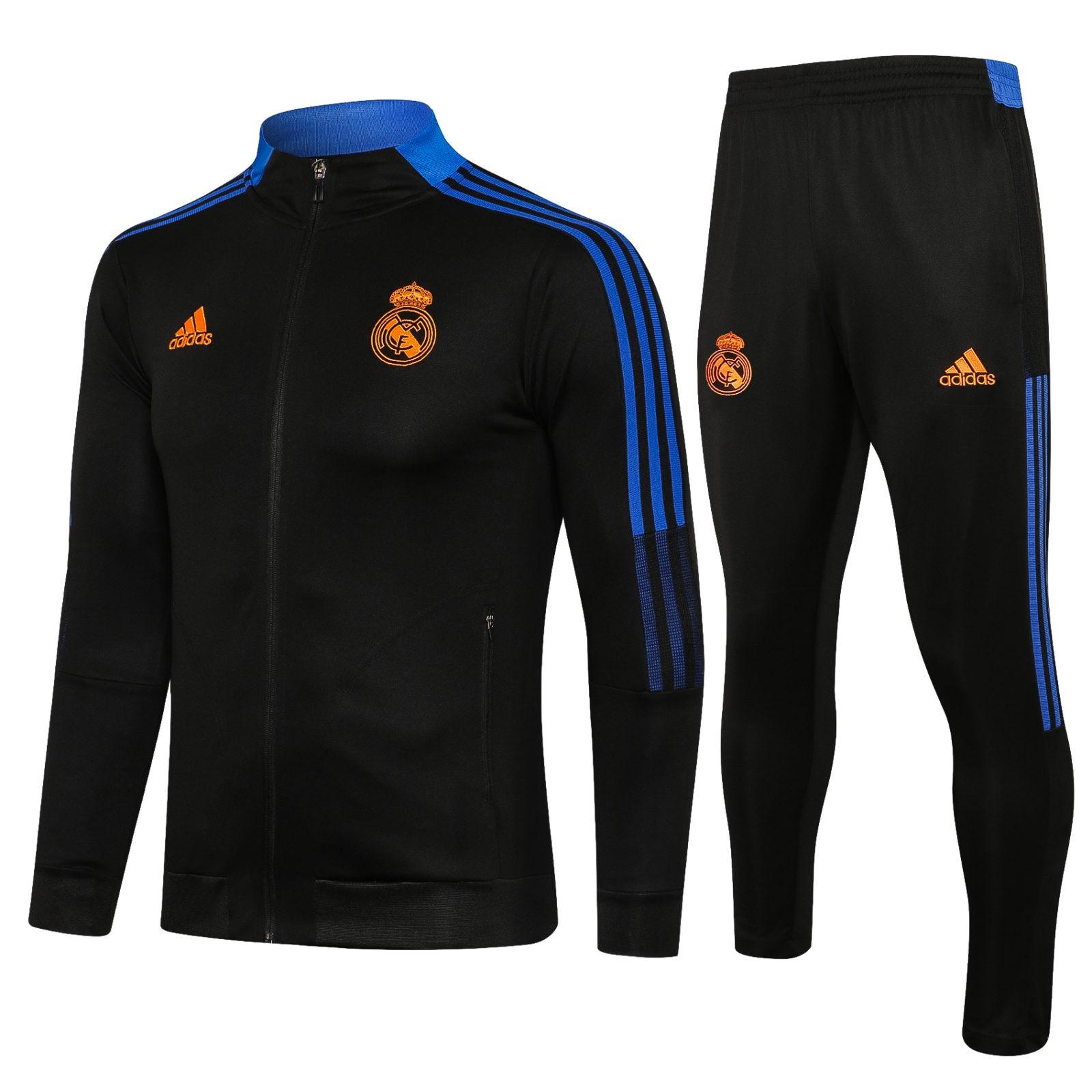 Спортивный костюм Реал Мадрид сезон 2021-2022 арт. 22001