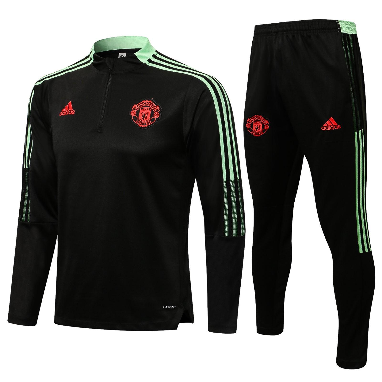 Спортивный костюм Манчестер Юнайтед сезон 2021-2022 арт.14002
