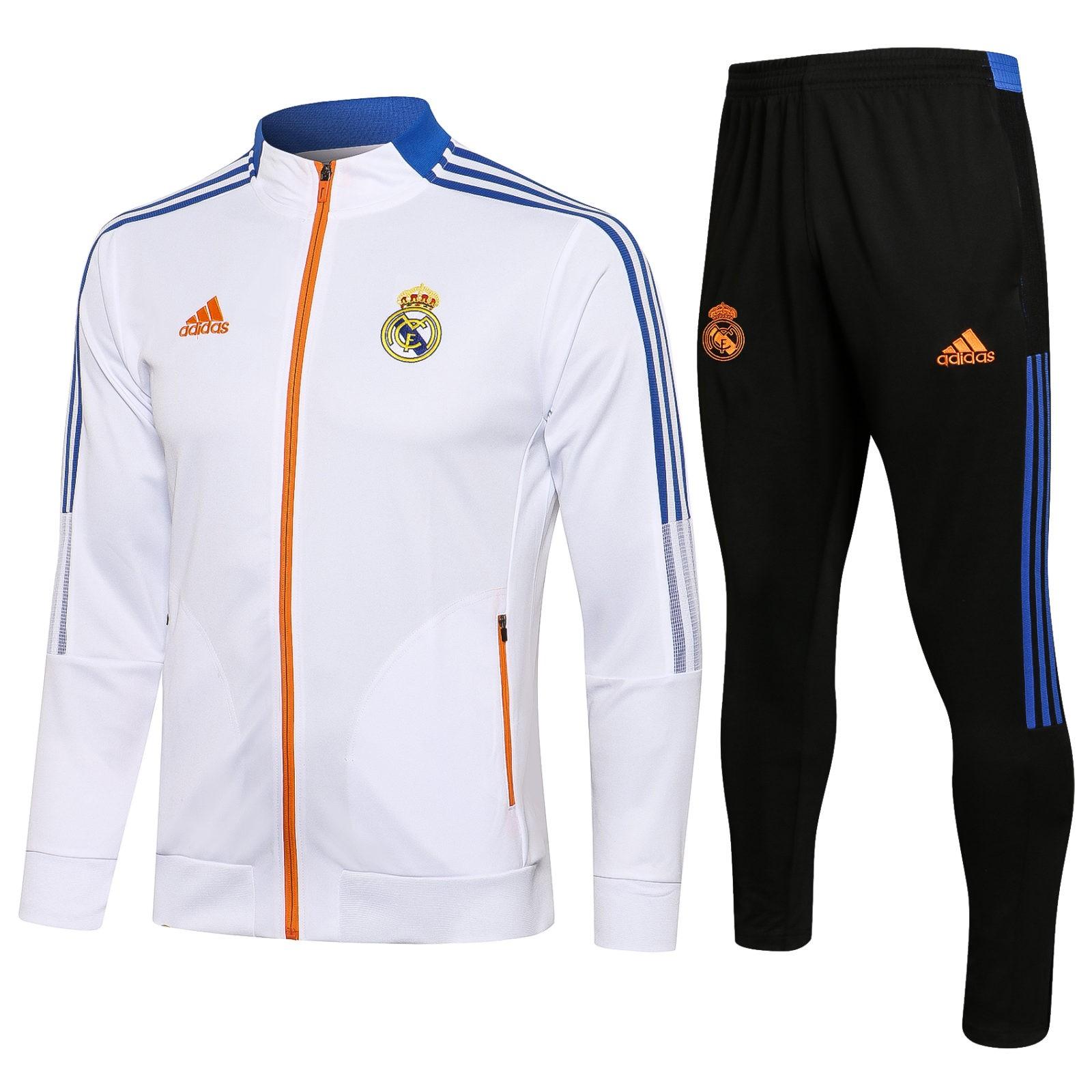 Спортивный костюм Реал Мадрид сезон 2021-2022 арт. 22000