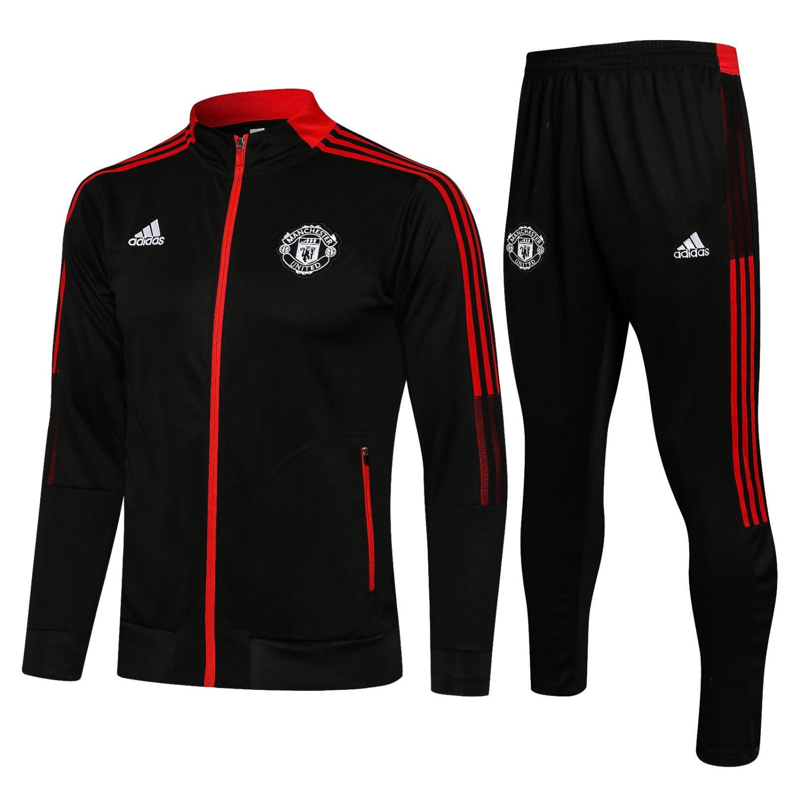 Спортивный костюм Манчестер Юнайтед сезон 2021-2022 арт.14001