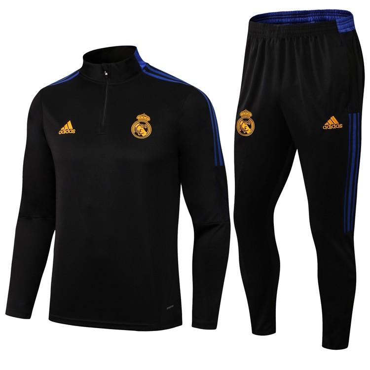 Спортивный костюм Реал Мадрид сезон 2021-2022 арт. 22004